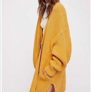 Free People Nightingale Cardigan Sweater